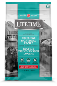 FISH & OAT MEAL Dog