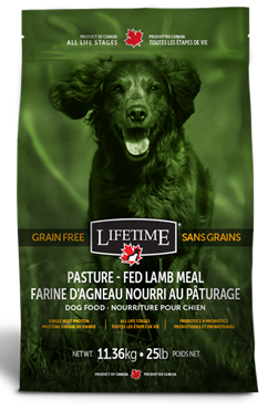 PASTURE FED LAMB GRAIN