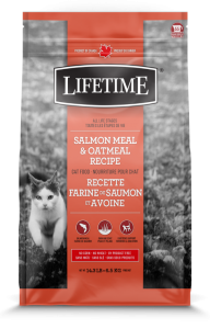 SALMON & OAT MEAL Cat
