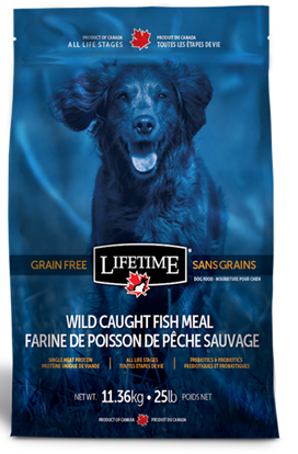 WILD CAUGHT FISH GRAIN FREE